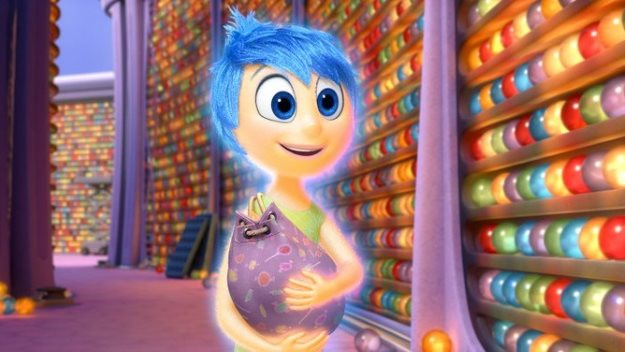 Memories in Inside Out