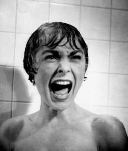 """Janet Leigh as Marion Crane in """"Psycho"""" (1960)."""