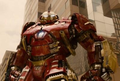 Avengers 2: HulkBuster