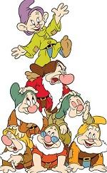 Happy dwarfs