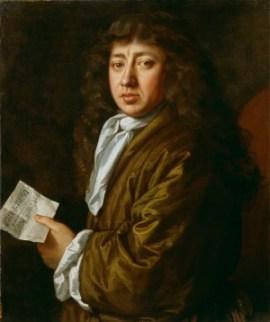 Samuel Pepys by John Hayls (1666).
