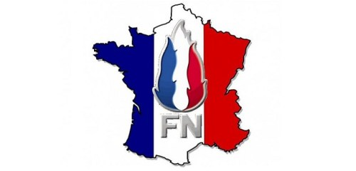 Logo of the Front Nationale