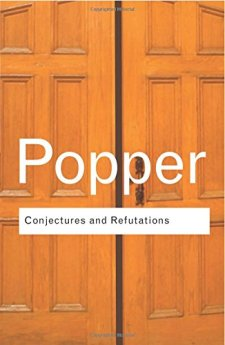 Popper: Conjectures and Refutations