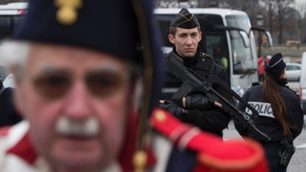 From Stratfor: security in France