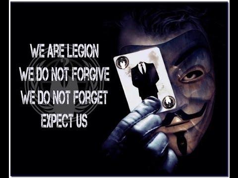 Anonymous' Motto