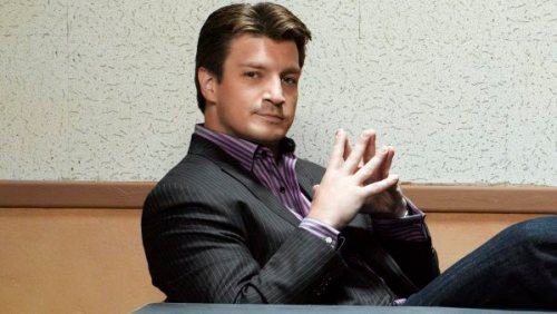 Nathan Fillion as Richrd Castle