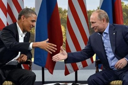 Obama and Putin agree
