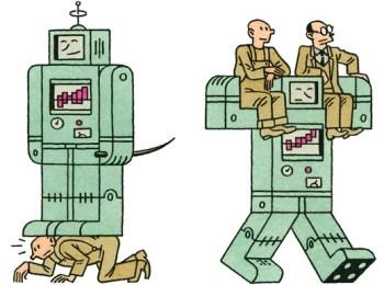 Robots: dystopia or utopia?