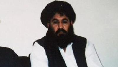 Mullah Akhtar Mansoor.