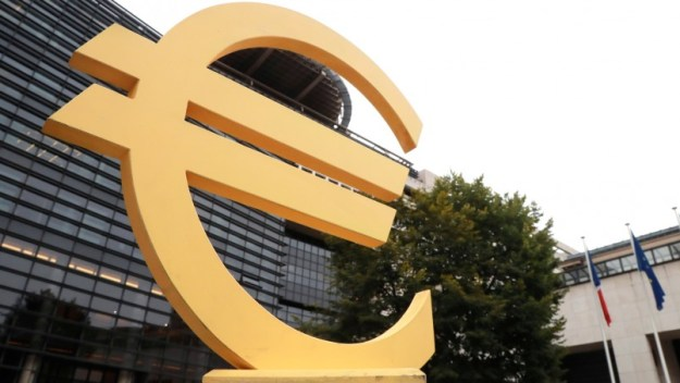 Euro - logo for the budget