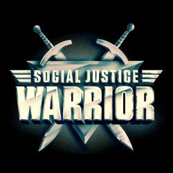 Social Justice Warrior badge