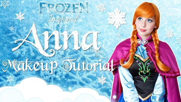 "Anna in ""Frozen"""