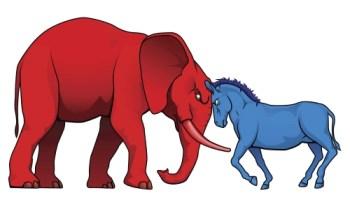 GOP vs Democrat