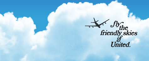 Fly the Friends Skies of United