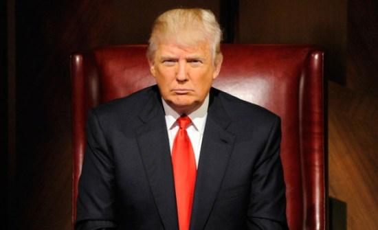 Donald Trump - unhappy