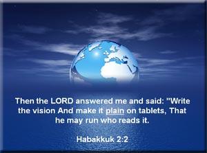 Habakkuk 2:2