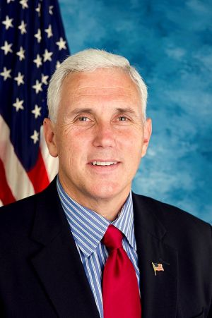Mike Pence - official portrait - 112th Congress
