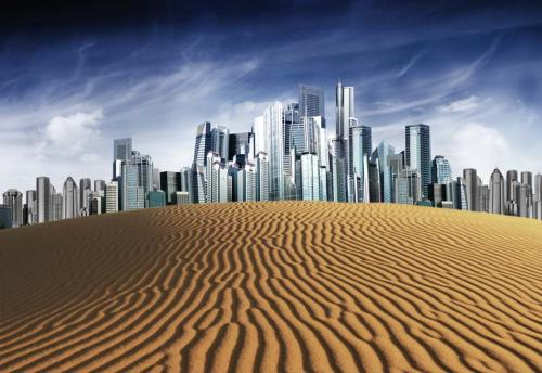 The Desert Dream: Saudi Arabia