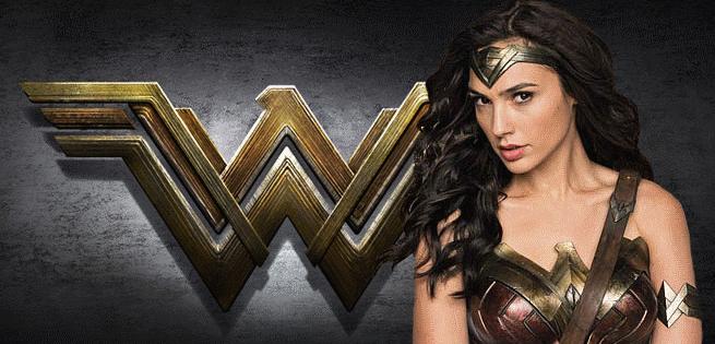 Wonder Woman in her first film