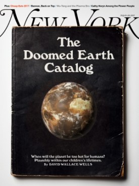 The Doomed Earth Catalog