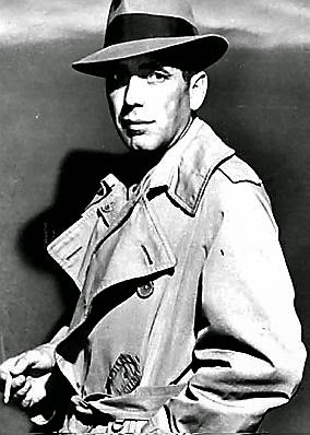 "Humphrey Bogart in ""The Maltese Falcon"""