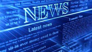 Computer News Screen