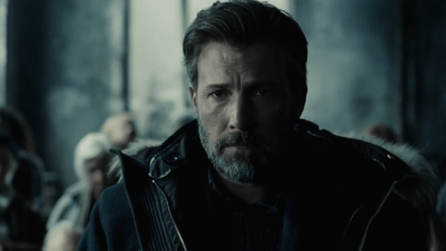Ben Affleck as Bruce Wayne