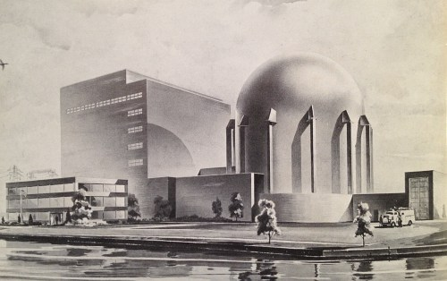 Illustration from 1955 Progress Report, Atomic Power Development Associates, March 1956.