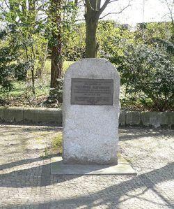 Walther Rathenau memorial