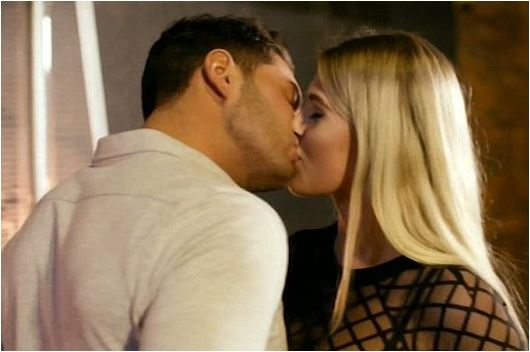 Emma Pollard and Mike Thalassitis