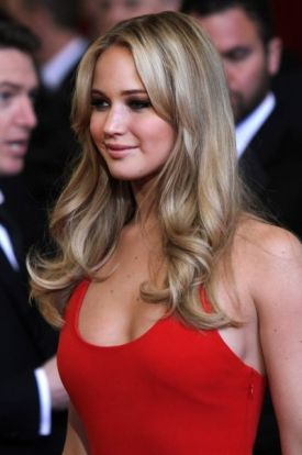 Jennifer Lawrence - 2011 Oscars
