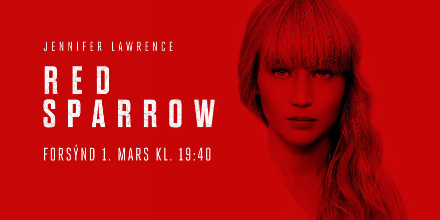 Poster for Red Sparrow