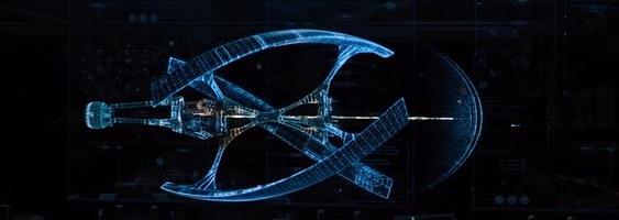 "Starship Avalon in ""Passengers"""