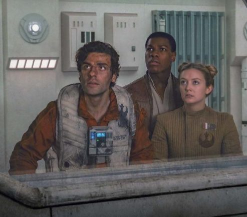 Mutineers in The Last Jedi