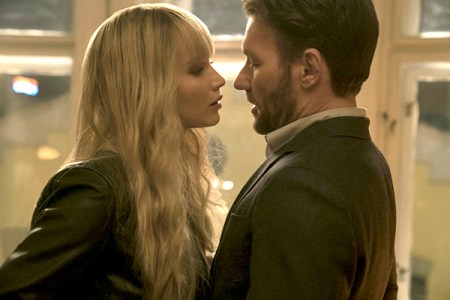 "Romance in ""Red Sparrow"""
