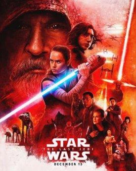 The Last Jedi - poster