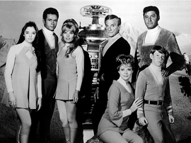 Original Robinson family - 1965
