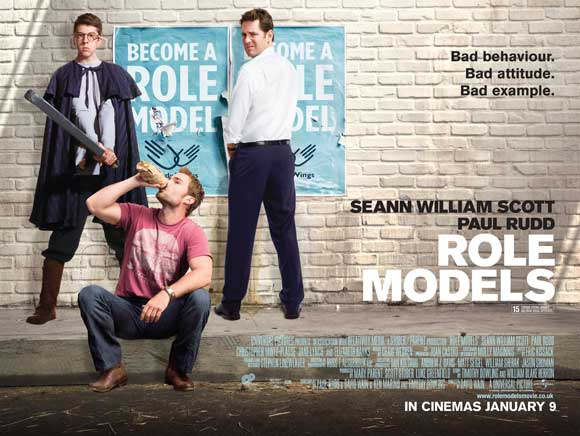 """""""Role Models"""" (2008)."""