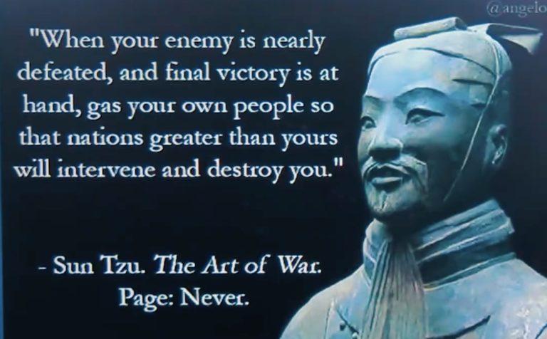 Sun Tzu on Syria
