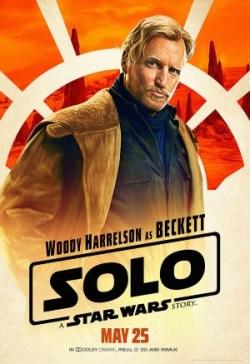 Woody Harrelson as Beckett