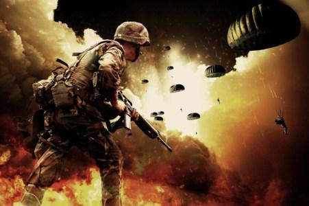 American politics as warfare
