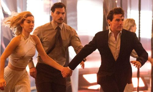 Heroes Running in Mission: Impossible - Fallout