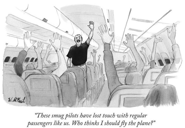 From the New Yorker, by Will McPhail.