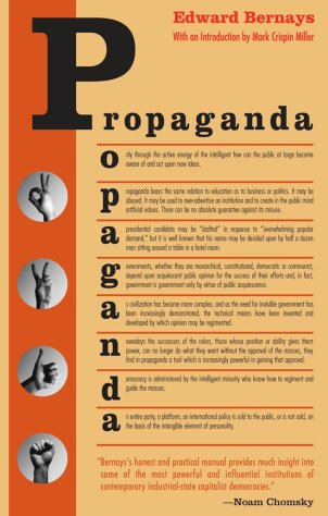 """Propaganda"" by Edward Bernays."