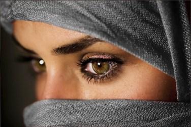 Islamic woman, by Naderbellal1