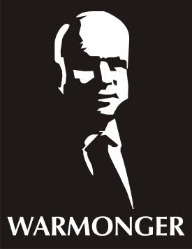 John McCain - Warmonger