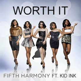 "Cover of Fifth Harmony's album ""Worth It"""