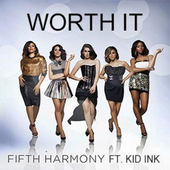 "Cover of Fifth Harmony's album ""Worth It"""