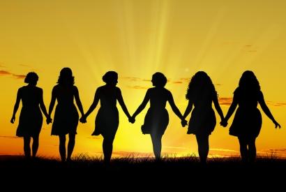 Women Winners - dreamstime_45817549