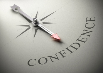 Confidence Compass - dreamstime_31488599